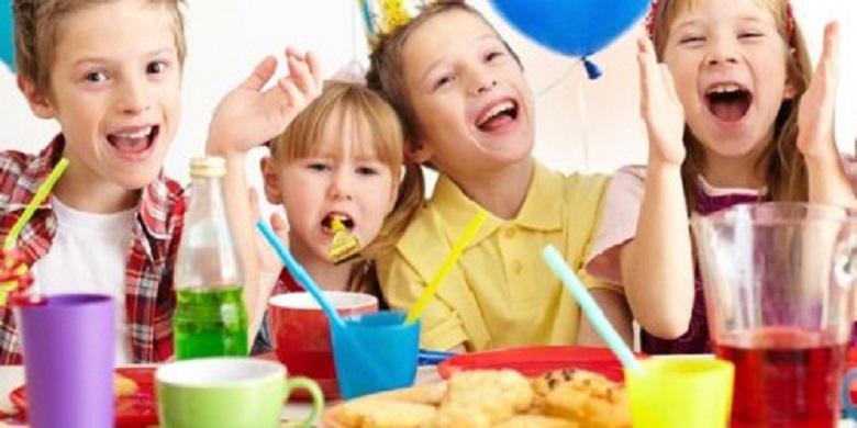 Quels aliments servir à une fête d'enfant