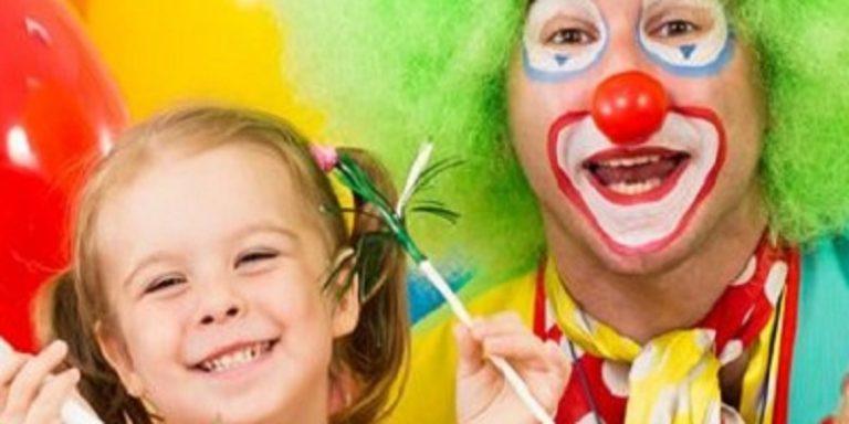 Trouver un clown pour la fête de votre enfant