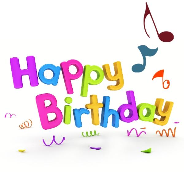 anniversaire en chanson