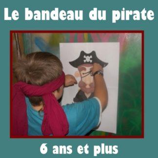 petit jeu pirate