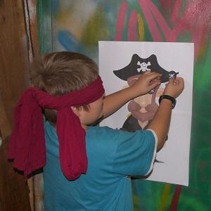 jeu fête pirate