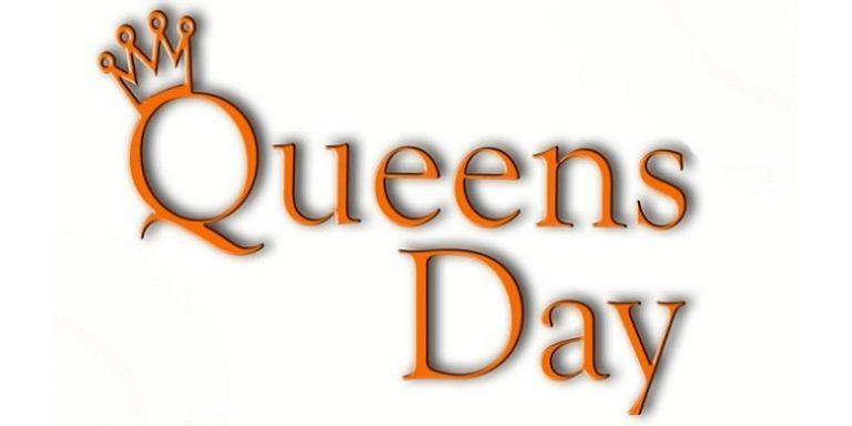 Le jour de la Reine