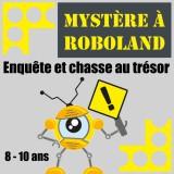 chasse au trésor robot