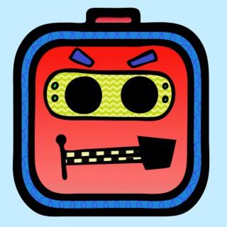 masque de robot