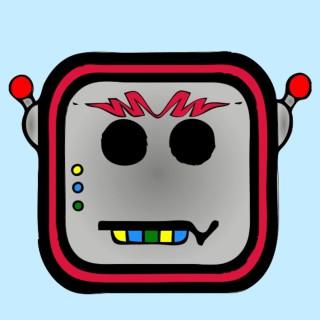 masque robot à imprimer