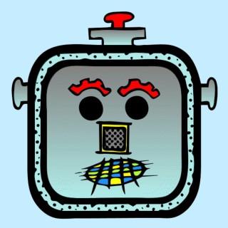 masque de robot à imprimer