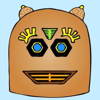 masque de robot enfant