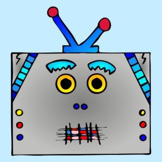 masque robot enfants
