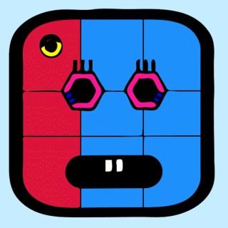 masque robot fille