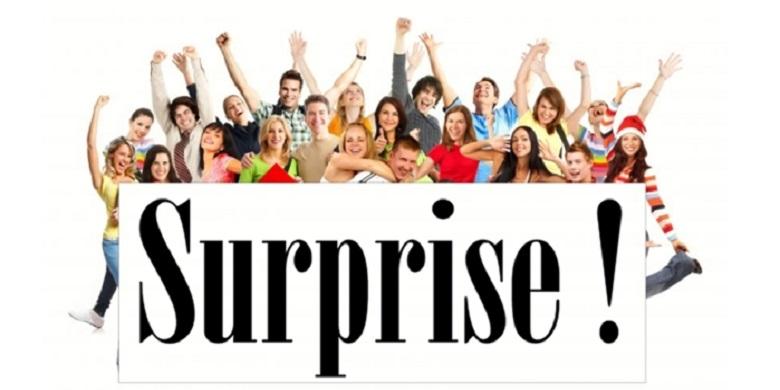 Idées pour lancer un anniversaire surprise