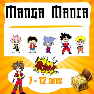 chasse au trésor manga