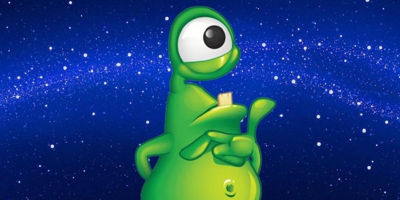 Jeux espace et extraterrestre