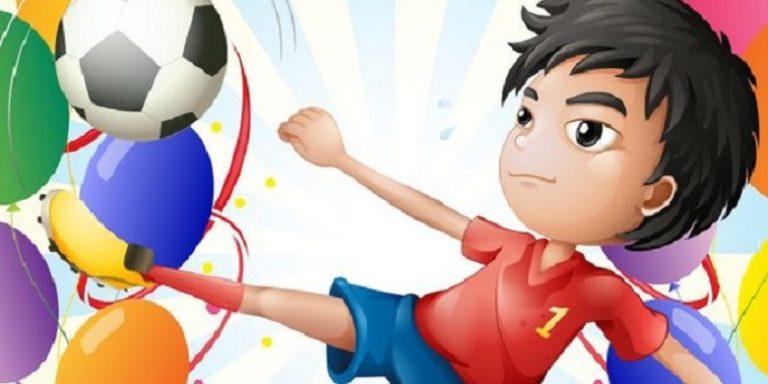 Jeux de foot pour anniversaire