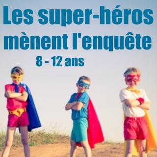 enquete enfant super héros