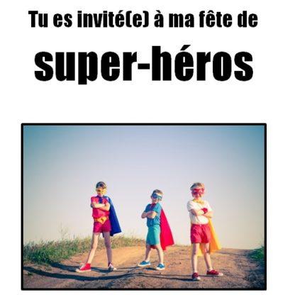 enquête super-héros