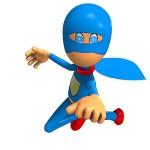 jeu enquête super-héros