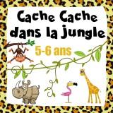 chasse au trésor animaux jungle