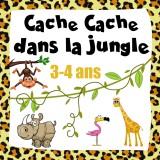 chasse au trésor jungle