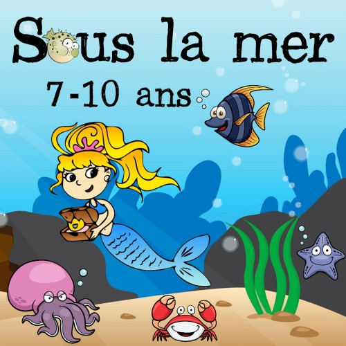 chasse au trésor sous la mer
