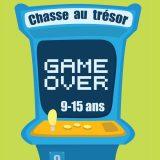 chasse au trésor jeu video