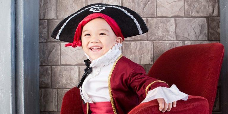 fête pirate enfant