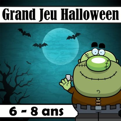 grand jeu halloween