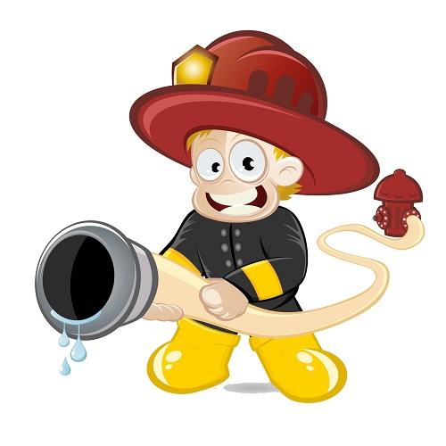 chasse tresor pompier maternelle