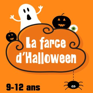chasse halloween 9 12 ans