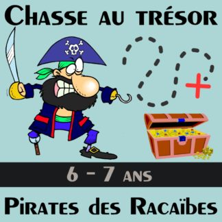 pochette pirate 6 7 ans