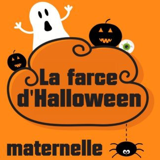 chasse au tresor halloween maternelle