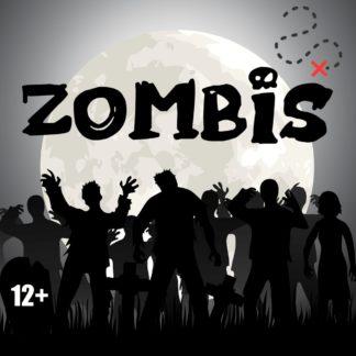 chasse au trésor zombie