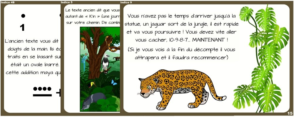 chasse jungle 9 12 ans