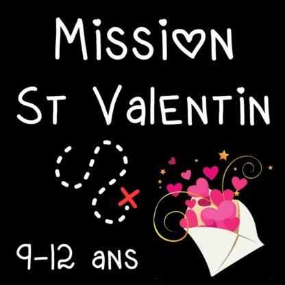 chasse au trésor saint valentin