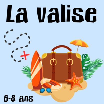 chasse voyage 6 8 ans
