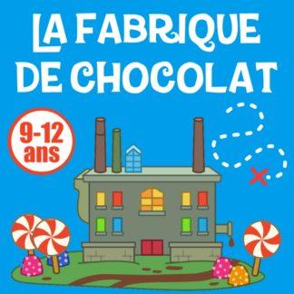 chasse au trésor chocolat