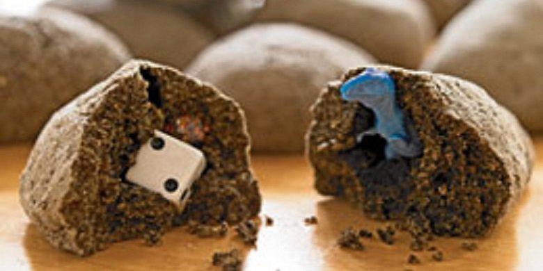 comment faire une fausse pierre