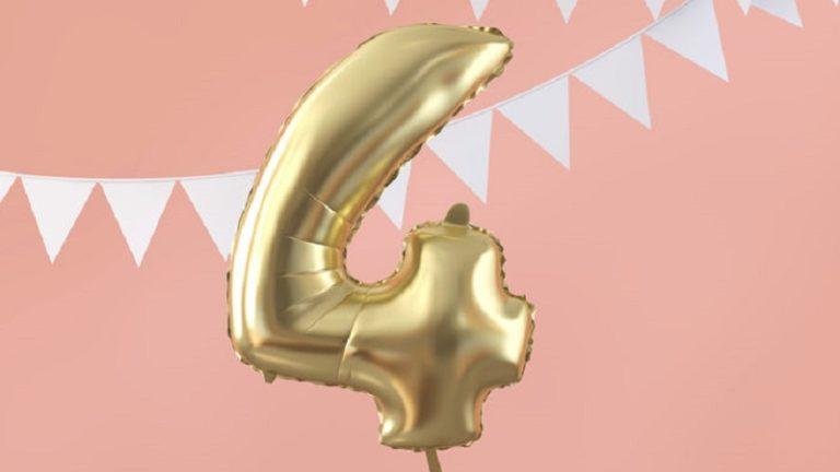 Organiser une fête d'anniversaire pour un enfant de 4 ans