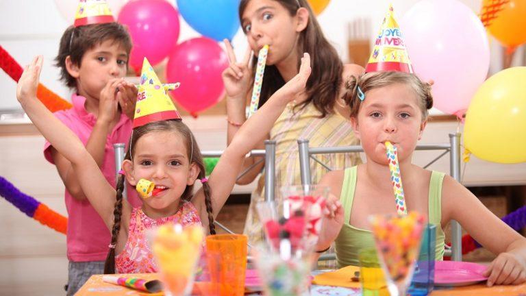 Où organiser une fête d'anniversaire pour des enfants