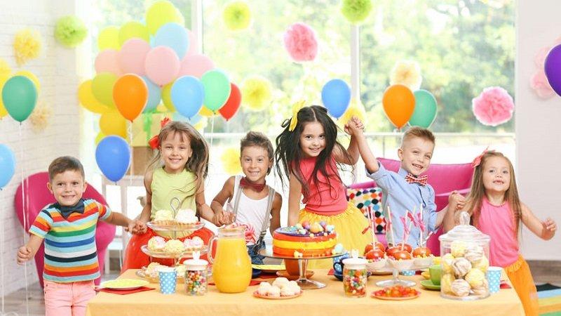 Idées d'activités pour les fêtes d'anniversaire enfant