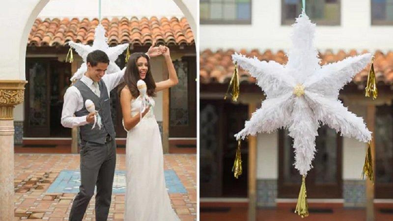 pinata pour mariage