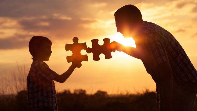 chasse au trésor puzzle