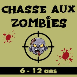 chasse aux zombies