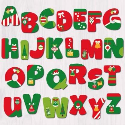 alphabet lutin