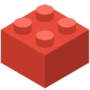 dessin brique de lego