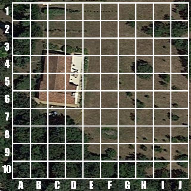 faire une carte au trésor de votre jardin