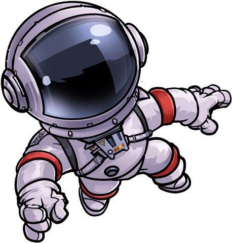 dessin astronaute