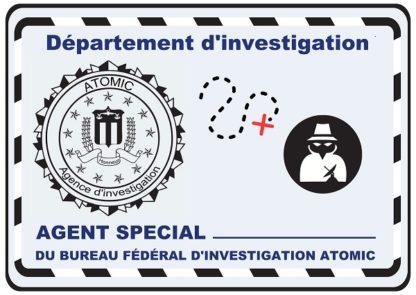 diplome agent secret